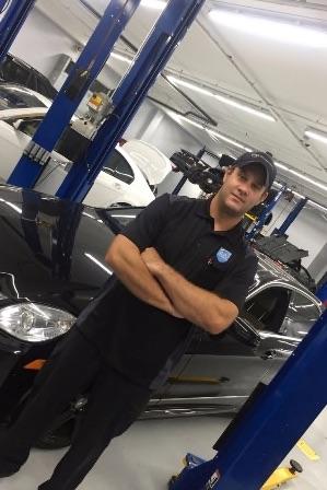 Bryan Moffitt - Master Technician - Mercedes Benz