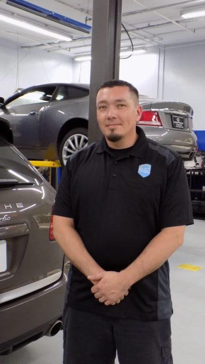 Chris Rose - Audi/Porsche Bronze Certified Specialist