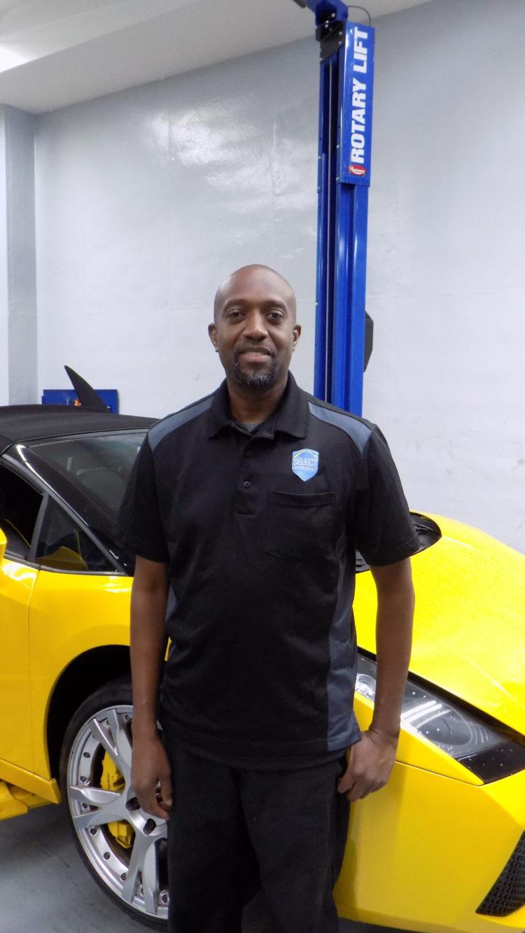 Glen Clarke - Audi Master Guild Technician