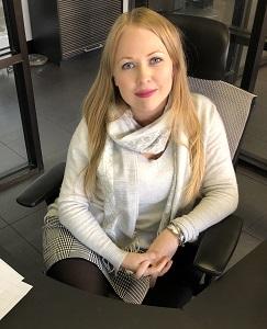 Katya Sokolova-Business Development Manager